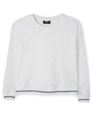 Bardot Junior - Tanner Lace Sweater