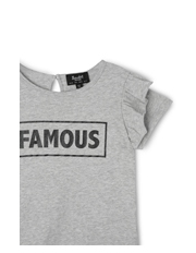 Bardot Junior - Famous Tee