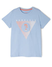 Honolulu Logo Tee