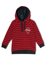 Essentials Athletic Stripe Hoodie