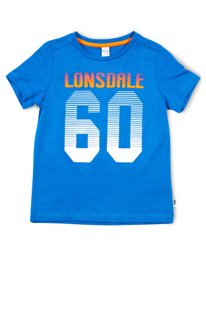 Lonsdale - Gordon Knit Top Short Sleeve