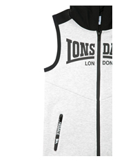 Lonsdale - Kids Albert Knit Gillet 8-16