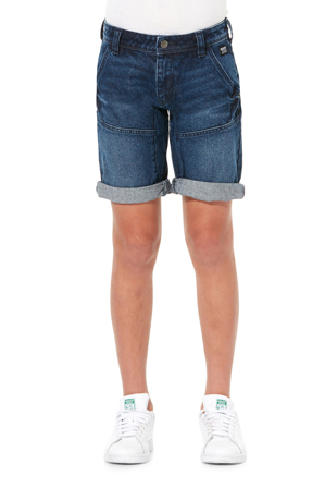 Riders JNR by Lee - Riders Kick-Back Short - Brushed Indigo