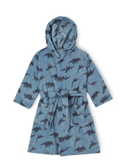 Essentials Hooded Gown