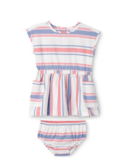 Jack & Milly - Gigi Dress Set with Pant 0-2