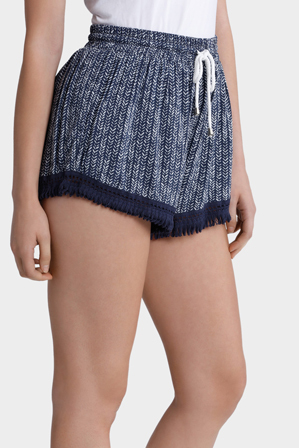 Milk & Honey - Crochet Soft Short