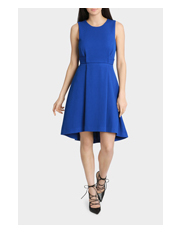 Tokito Collection - Waffle Side Tab Dress