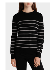 Tokito - Lurex Stripe Jumper