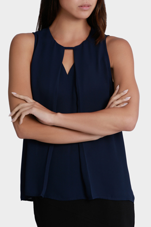 Tokito - Cut Out Keyhole Top