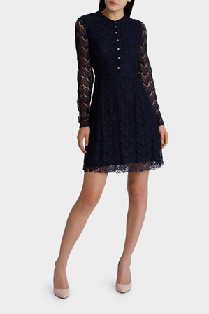 Tokito - Lace Shirt Dress
