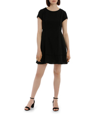 Tokito - Ladder lace insert dress
