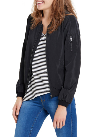 ONLY - Linea Nylon Short Jacket