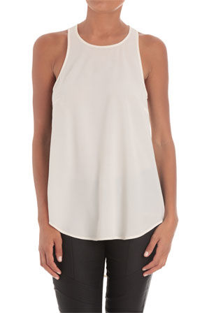Milk & Honey - PU Side Panel Top