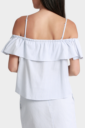 Milk & Honey - Shirt From Off The Shoulder Top