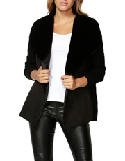 Odette Shearling Jacket