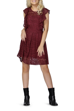 Sass - Imani Lace Dress