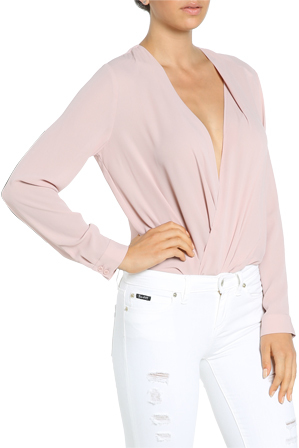 Bardot - Brooklyn Wrap Top