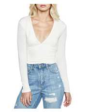 Bardot - Plunge Top