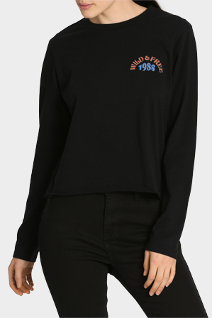 All About Eve - Tour Long Sleeve Tee
