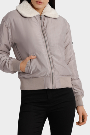 All About Eve - Laurie Sherpa Bomber