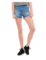 Riders By Lee - High Cheeky Short Madison Blue