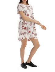 All About Eve - Paisley Shift Dress