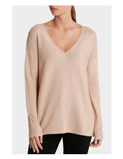 Miss Shop Essentials - V Neck Staple Knit Jumper