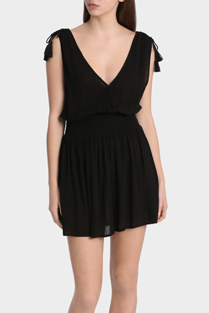 Miss Shop - Ruched Waist Dress