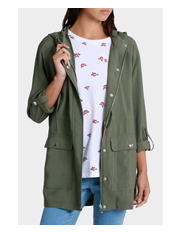 Miss Shop - Soft Anorak Jacket