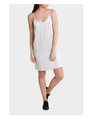 Miss Shop - Overlay Spot Slip Dress