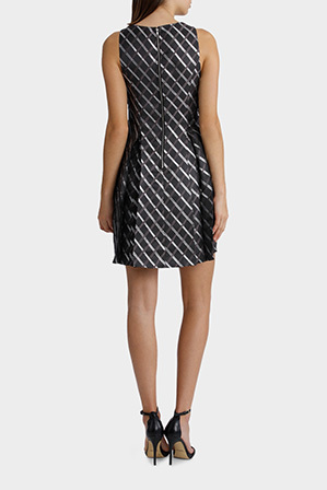 Tokito - Jacquard Sleeveless Dress