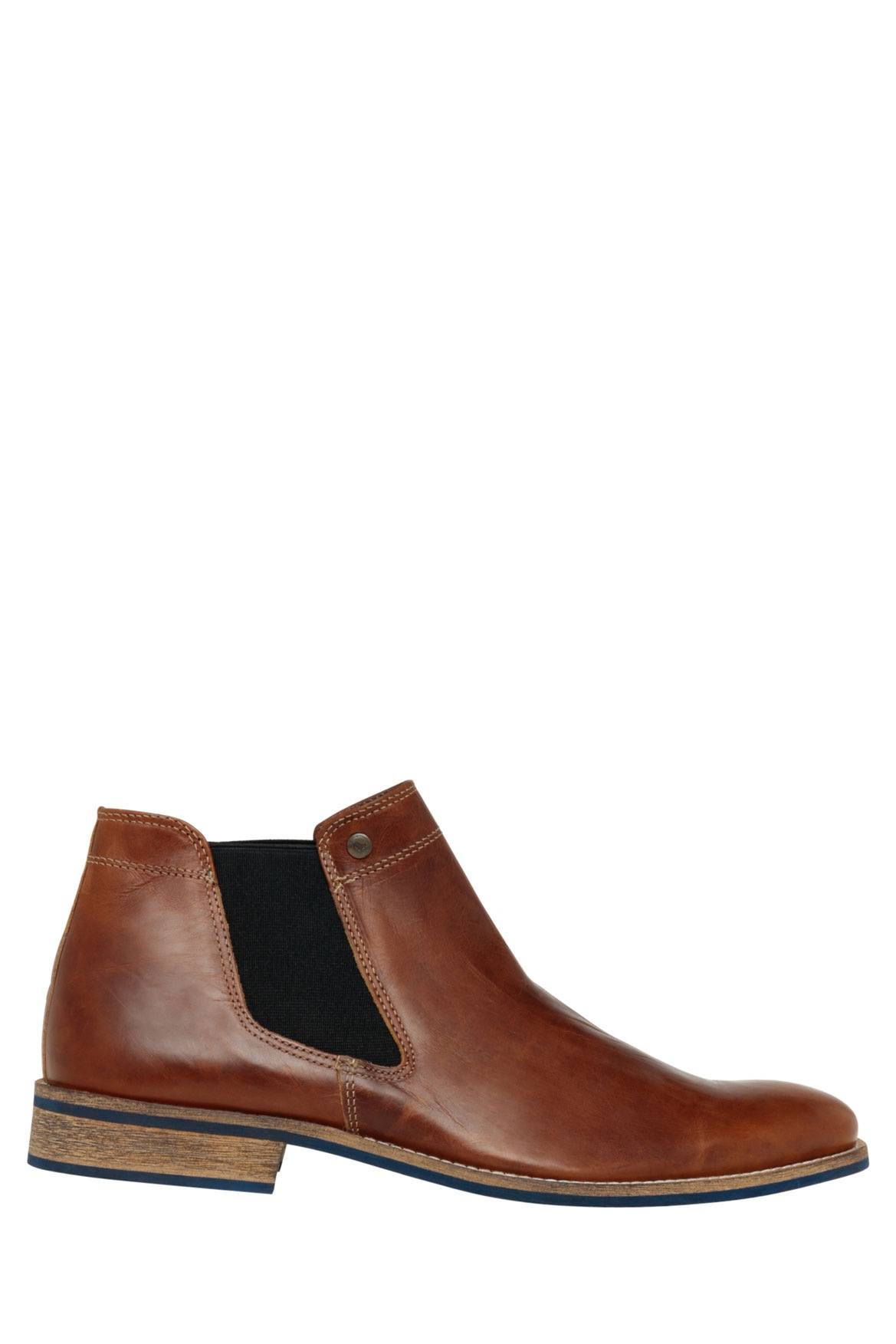rhino leather ankle boot myer