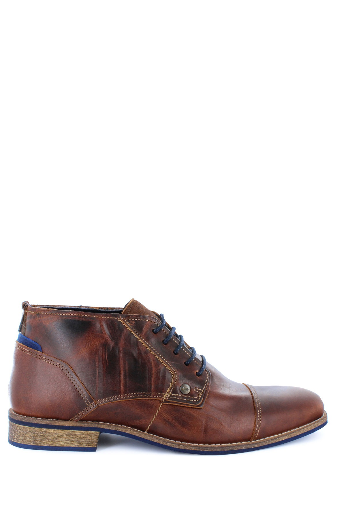 rhino digby mens casual leather ankle boot myer