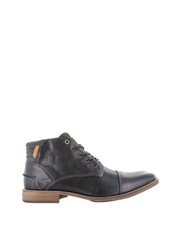 Wild Rhino - Chambers Leather Lace Up Boot