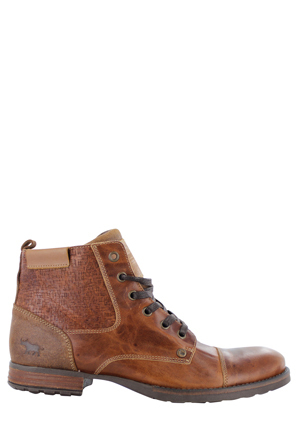 Wild Rhino - Denver Lace Up Boot