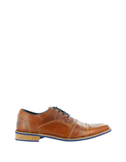 Wild Rhino - Manchester Leather Lace Up