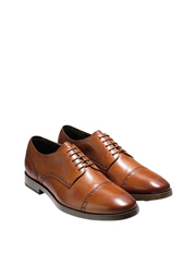 Cole Haan - Jefferson Grand Cap Ox Lace Up