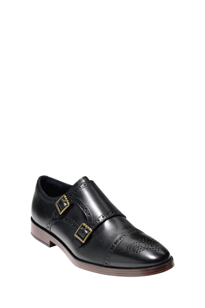 Cole Haan - Jefferson Grand Double Monk Slip On