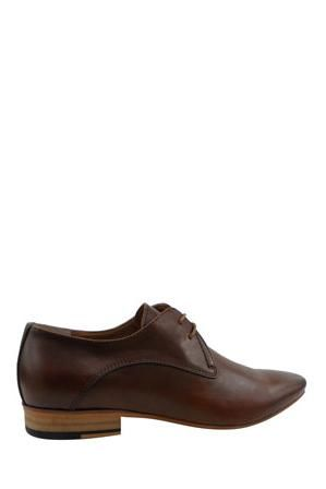 Trent Nathan - Trent Nathan Woodford Lace up derby Tan