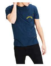 Jack & Jones - Twisted Tee Short Sleeve Crew Neck