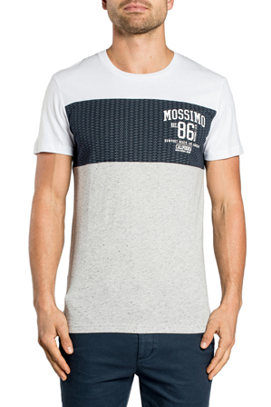 Mossimo - Union Street Tail Tee