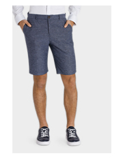 Bromley Slub Suit Shorts