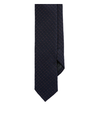 Kenji - Spotty Diamond Skinny Tie