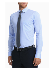 Jeff Banks - Chelsea Check Business Shirt