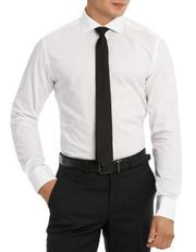 Whites Collection Poplin Business Shirt