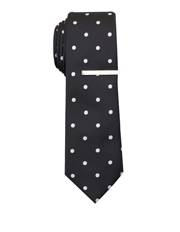 Jeff Banks Brit - Tie / Tie Bar Gift Pack
