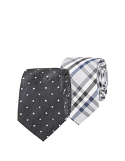 Jeff Banks Ivy League - Twin Tie Pack