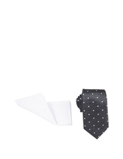 Jeff Banks Ivy League - Tie And Pocket Square Gift Pack