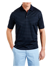 Gazman - Mercerised Twin Stripe Polo