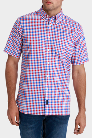 Gazman - Easy Check Shirt